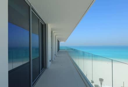 شقة 4 غرف نوم للايجار في جزيرة السعديات، أبوظبي - Premium Residential Apartment -4 Beds - Sea View!