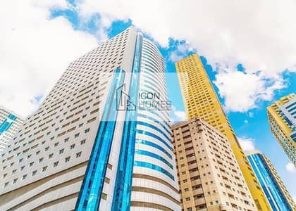 1 Bedroom Apartment for Rent in Al Nahda, Sharjah - LUXURY TOWER; 1 BHK - 1 Month free(Chiller free