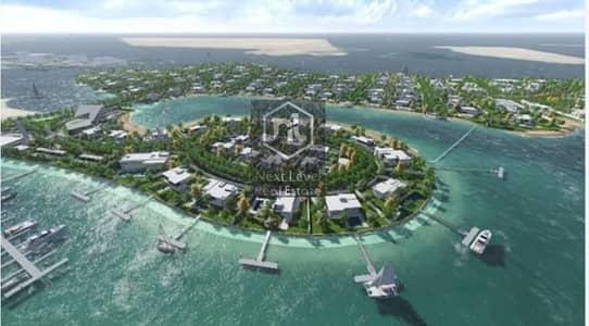 Nareel Island Plots by Aldar Properties at Abu Dhabi
