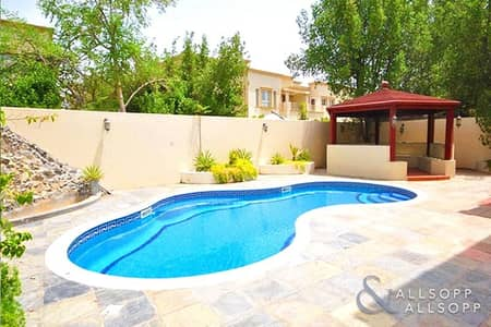 3 Bedroom Villa for Sale in The Meadows, Dubai - Exclusive | Private Pool | 3 Bed | Type 15