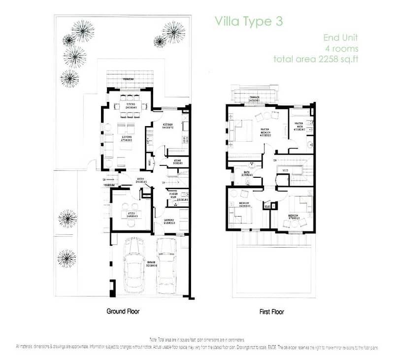 10 Upgraded 3E | The Springs 15 | Single Row