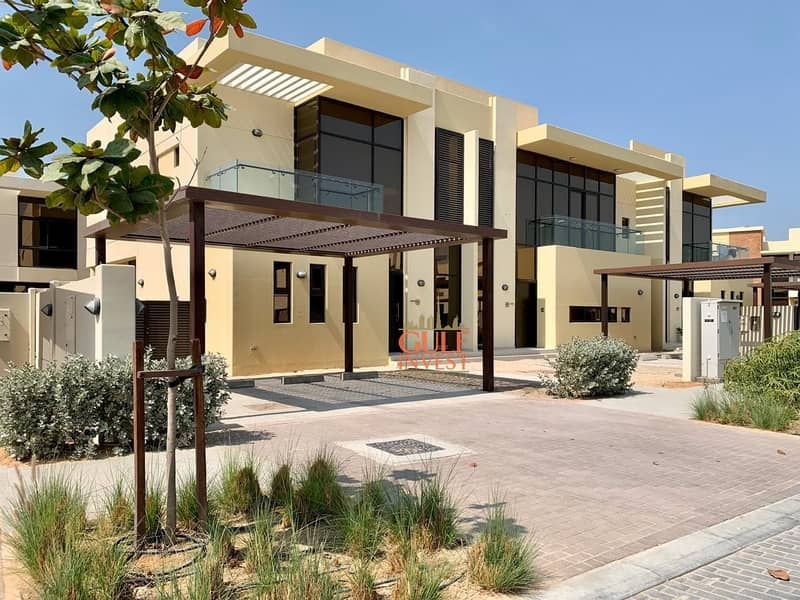 2 Brand New 3 Bedroom plus Maids I Stunning Villa I Damac Hills