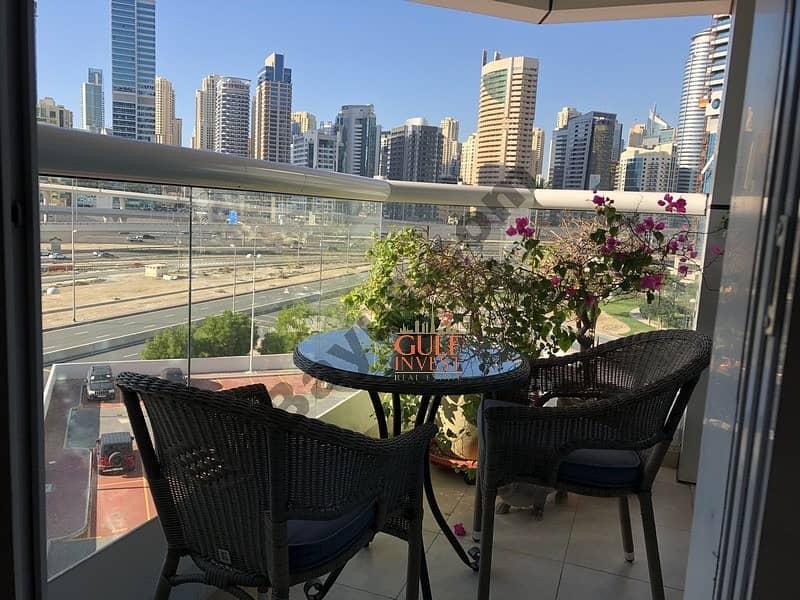 Fully Upgraded, Fantastic 2 BR Apartment in Dubai Gate 2