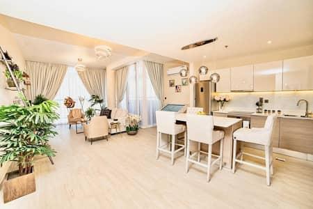 شقة 1 غرفة نوم للبيع في أرجان، دبي - 0% Interest on 5 Years Payment Plan! 8% ROI guarantee! /2 % DLD waiver/Fully branded finishings!