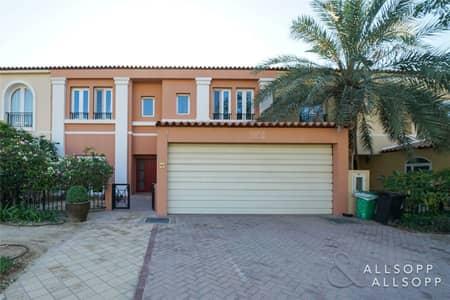 تاون هاوس 3 غرف نوم للبيع في جرين كوميونيتي، دبي - Upgraded Townhouse | Immaculate Condition