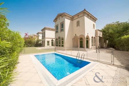 فیلا 5 غرف نوم للايجار في جزر جميرا، دبي - Backs The Park | Nr to Clubhouse | 5 Bed