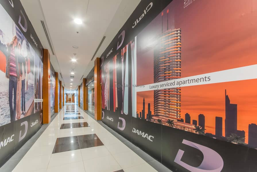 Motivated Seller | Brand New Retail Shop | DIFC