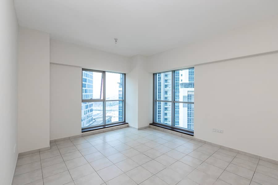 12 Spacious 1 Bed Unit | Vacant on Transfer