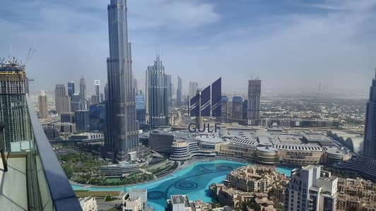 5 Bedroom Penthouse for Rent in Downtown Dubai, Dubai - Burj  Khalifa & Fountain Views / Duplex Penthouse