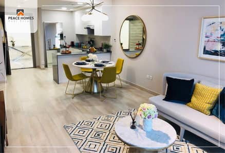 شقة 1 غرفة نوم للبيع في قرية جميرا الدائرية، دبي - شقة في ابراج بلووم قرية جميرا الدائرية 1 غرف 691000 درهم - 4544244