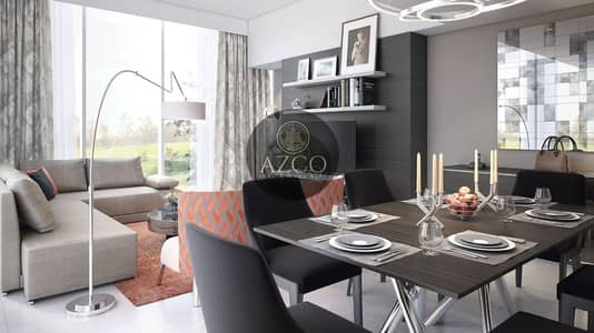 3 Bedroom Flat for Sale in DAMAC Hills (Akoya by DAMAC), Dubai - Elegant Interior Design | 3 Yrs PayPlan | High End Finishing