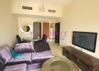 1 Bedroom Flat for Rent in Dubai Silicon Oasis, Dubai - Payable in 4 Cheques|Fully Furnished 1BR Apartment