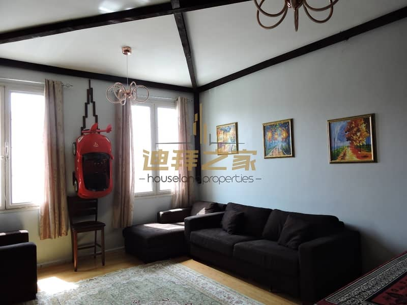 Furnished Luxury apartment for sale