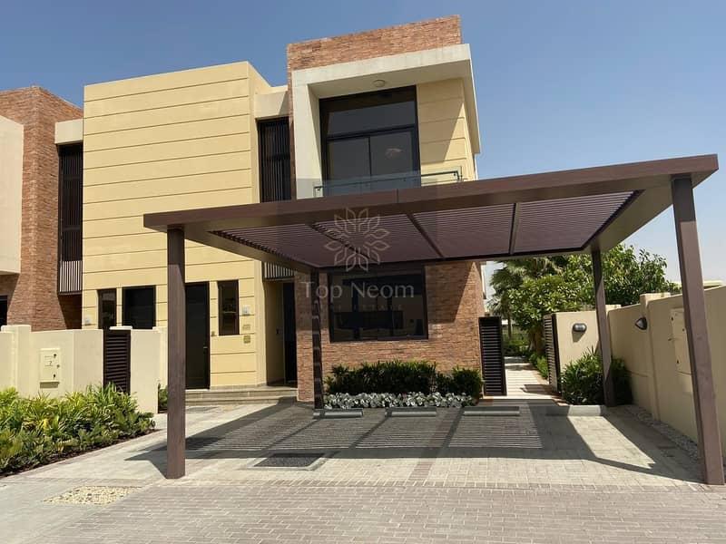 Luxurious and distinctive villa in DAMAC Hills
