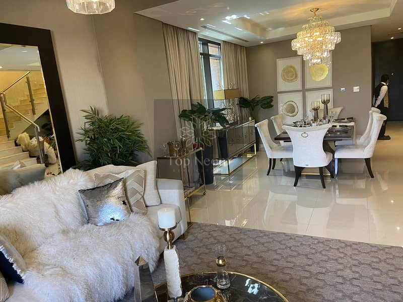 2 Luxurious and distinctive villa in DAMAC Hills