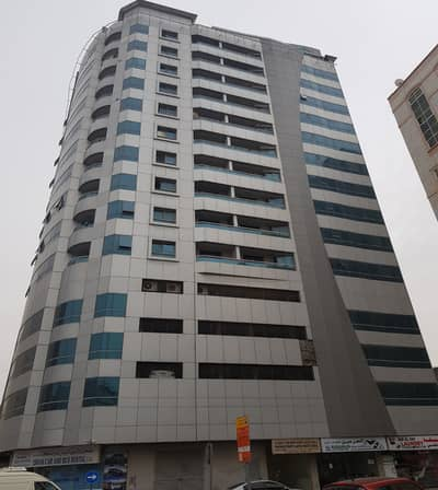 فلیٹ 1 غرفة نوم للايجار في شارع الملك فيصل، عجمان - شقة في شارع الملك فيصل 1 غرف 19000 درهم - 4545281