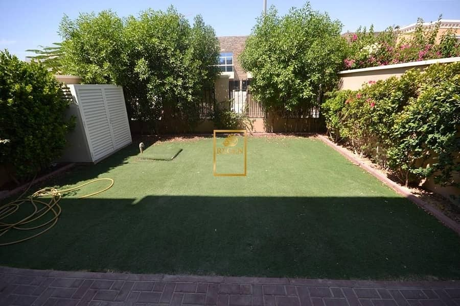 2 Park Facing Two Bedroom Hall Nakheel Townhouse For Rent in JVC