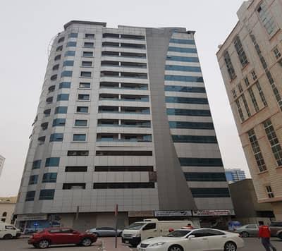 استوديو  للايجار في شارع الملك فيصل، عجمان - شقة في شارع الملك فيصل 13000 درهم - 4545300