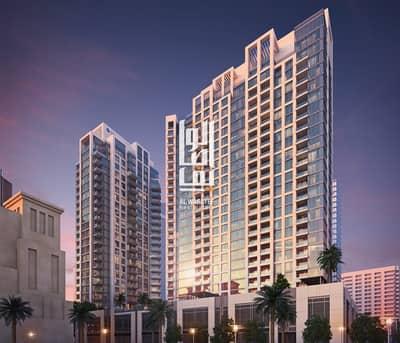 فلیٹ 2 غرفة نوم للبيع في وسط مدينة دبي، دبي - Luxurious 2 BR in Downtown with 7 years  installments -0% Commission