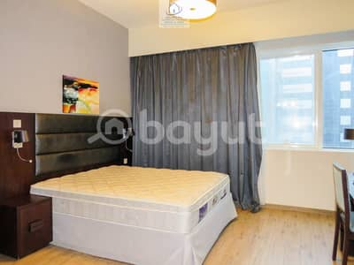 Studio for Rent in Al Nahyan, Abu Dhabi - Fully furnished Apartments