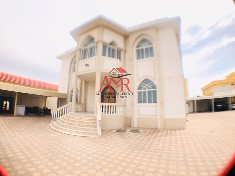 Huge Duplex Villa | 2 Payments | Wardrobes | Shaded Parking