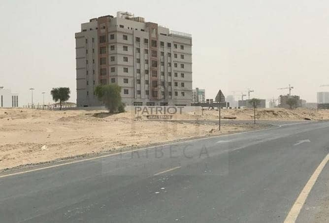 MIXED USE /G+16 PLOT /PRIME LOCATION / MAJAN AVAILABLE FOR SALE NOW