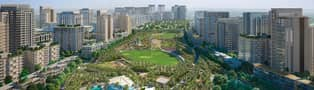 13 Golf and Park view facing apartments. | Live your best life in the green heart of Dubai. - Offplan