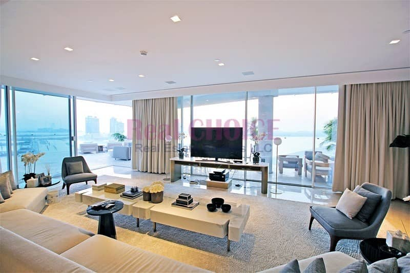 2 Upgraded Finishes|Manhattan Style 4BR Penthouse