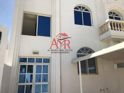 3 Bedroom Flat for Rent in Al Manaseer, Abu Dhabi - Private Entrance | Shaded Parking | Wardrobes | Yard