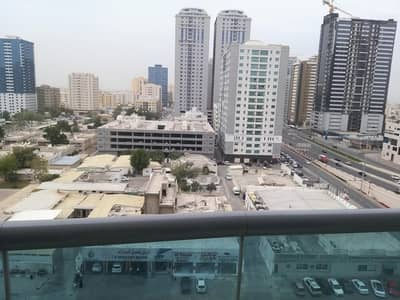 1 Bedroom Apartment for Rent in Al Nuaimiya, Ajman - Big Size 1 Bedroom Available For Rent In City Tower C2