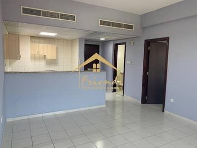 فلیٹ 1 غرفة نوم للايجار في المدينة العالمية، دبي - SPACIOUS! FAMILY BUILDING! ONE BEDROOM FOR  RENT IN FRANCE CLUSTER P-17 BLDG