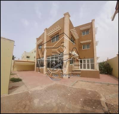 فیلا 7 غرف نوم للايجار في مدينة شخبوط (مدينة خليفة ب)، أبوظبي - فیلا في مدينة شخبوط (مدينة خليفة ب) 7 غرف 150000 درهم - 4545708