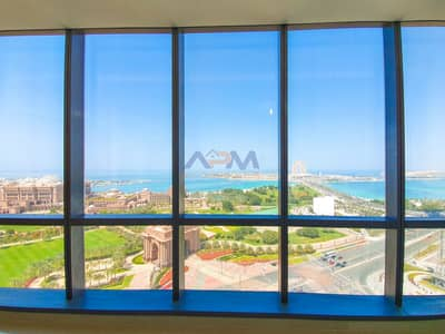NO COMMISSION ! Stunning View 2 Bed Apartment in Etihad Towers