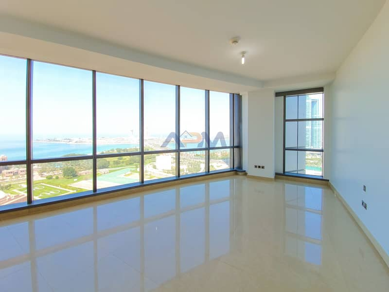 2 NO COMMISSION ! Stunning View 2 Bed Apartment in Etihad Towers