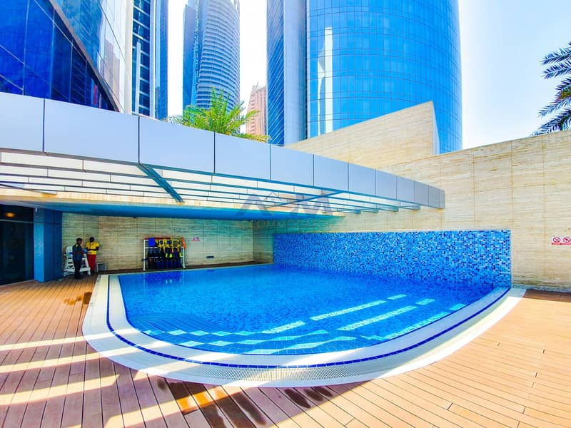 15 NO COMMISSION ! Stunning View 2 Bed Apartment in Etihad Towers
