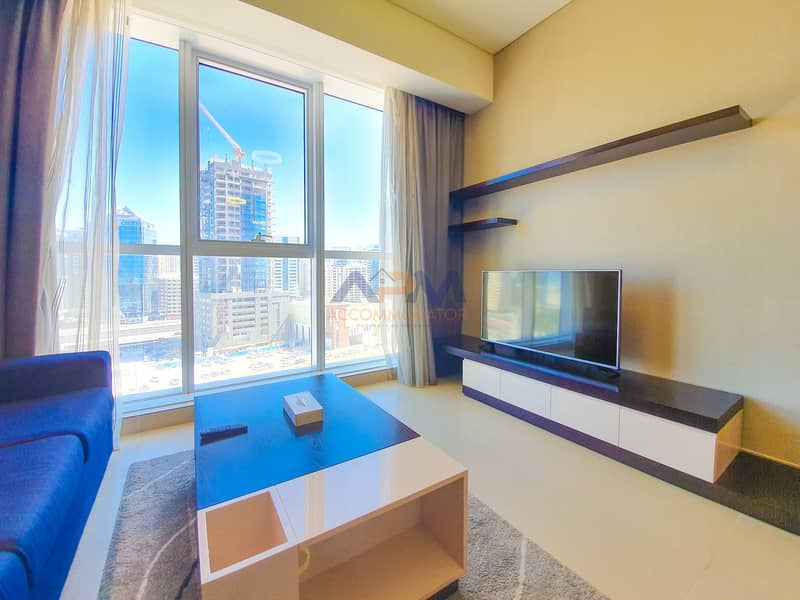 Brand New Fully Furnished Studio Apartment with Utilities.
