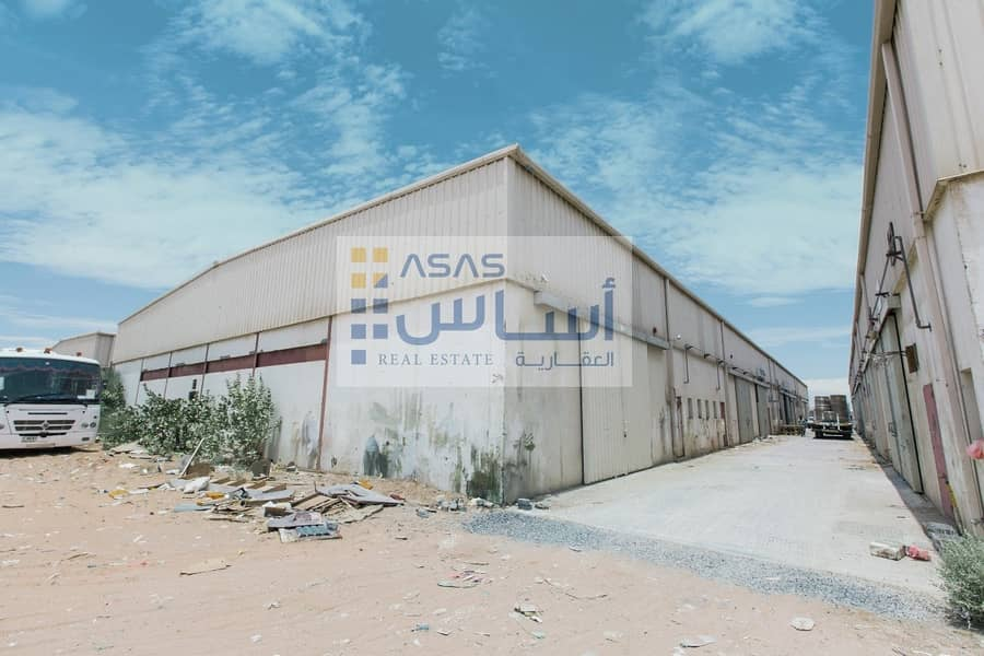 5 EXCLUSIVE OFFER  1 MONTH FREE  FOR WAREHOUSES IN ALSAJAA