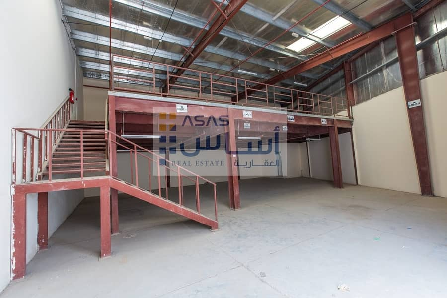 2 EXCLUSIVE OFFER  1 MONTH FREE  FOR WAREHOUSES IN ALSAJAA