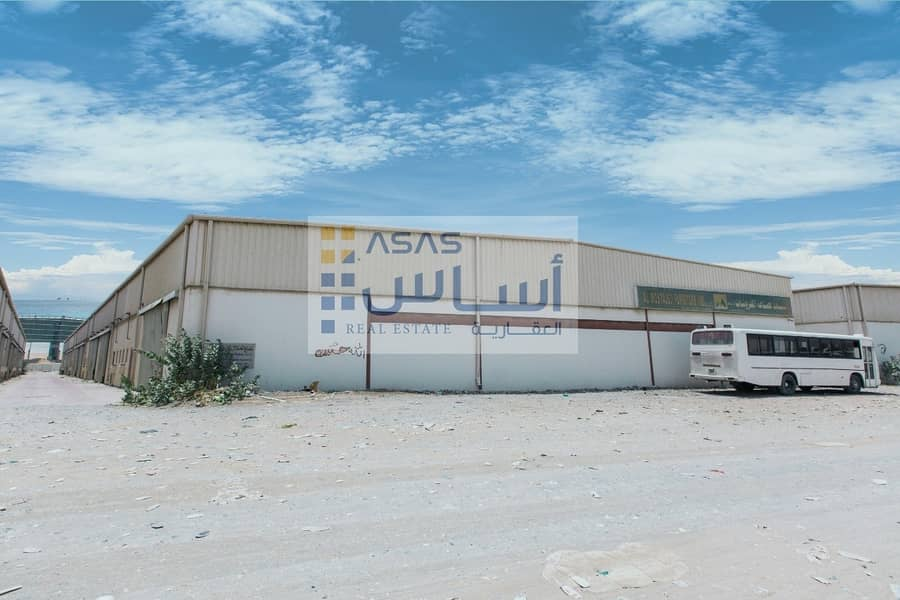 EXCLUSIVE OFFER  1 MONTH FREE  FOR WAREHOUSES IN ALSAJAA