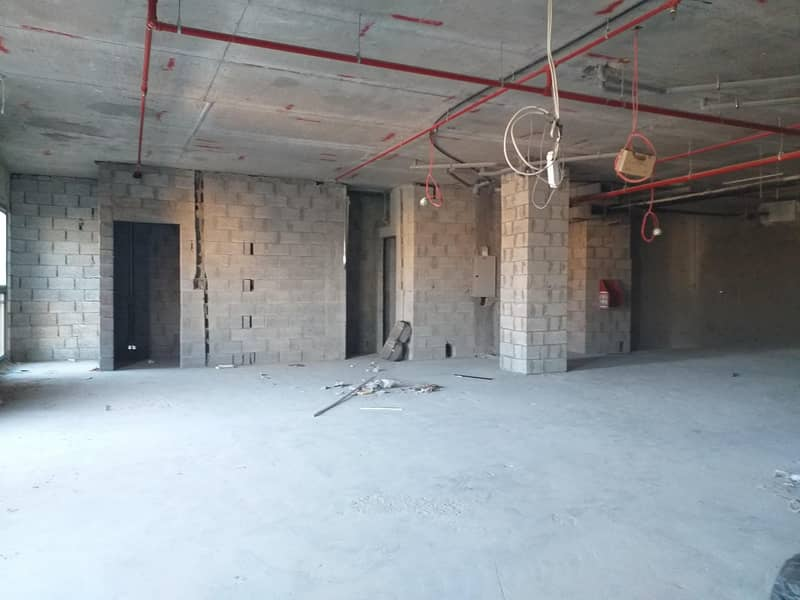 2 Spacious Offices in Good Location In District 10 JVC