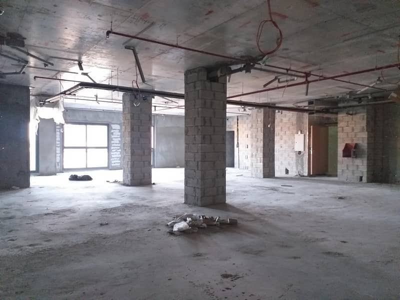 Spacious Offices in Good Location In District 10 JVC