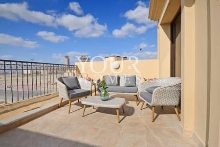 تاون هاوس 4 غرف نوم للايجار في قرية جميرا الدائرية، دبي - MK | Luxurious Finishing | Wooden Flooring