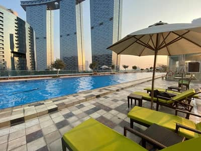 1 Bedroom Flat for Rent in Al Reem Island, Abu Dhabi - Attractive 1BH Apt| Full Facilities