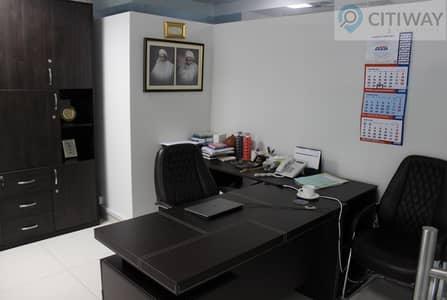 مکتب  للايجار في الخليج التجاري، دبي - Spacious Office For Rent in Aspect tower