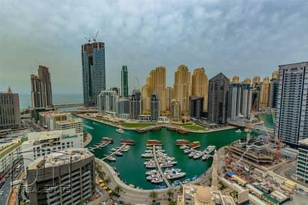 Stunning Full Marina Views | Available Now!