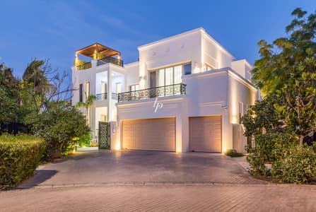 6 Bedroom Villa for Rent in Al Barari, Dubai - Exclusive|Stunning Interiors|Fully Furnished
