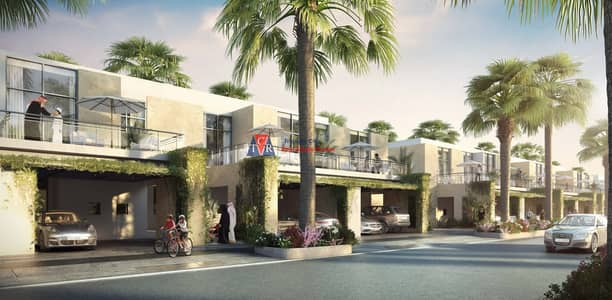 4 Bedroom Villa for Sale in Mohammad Bin Rashid City, Dubai - Hot Price Large Corner Villa 4 bed +Maid for Sale in Cassia the Fields