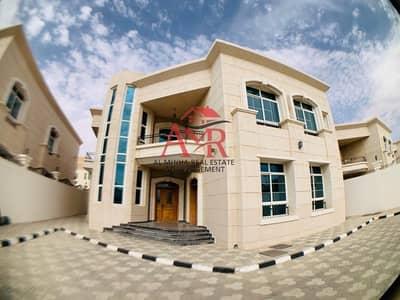 فیلا 5 غرف نوم للايجار في الجيمي، العین - Huge Duplex Villa | Private Swimming pool | Yard | Wardrobes | Shaded Parking
