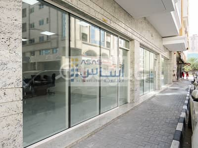 Shop for Rent in Al Mahatah, Sharjah - EXCLUSIVE OFFER FOR SHOPS IN MAA BUILDING