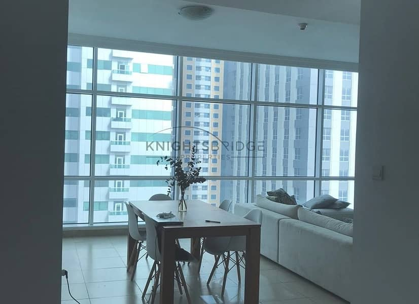2 Marina and Partial Sea View | High floor | Rented